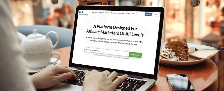 Wealthy Affiliate review 2020
