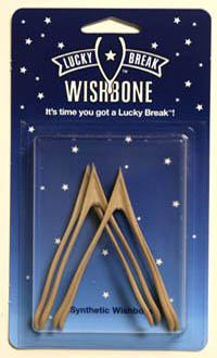 "Fake Wishbones ""Crazy Business Ideas"""