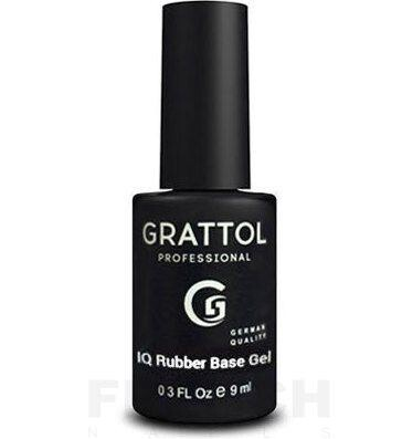 Grattol IQ Rubber Base Gel
