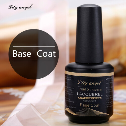 Lily angel professional nail base coat top
