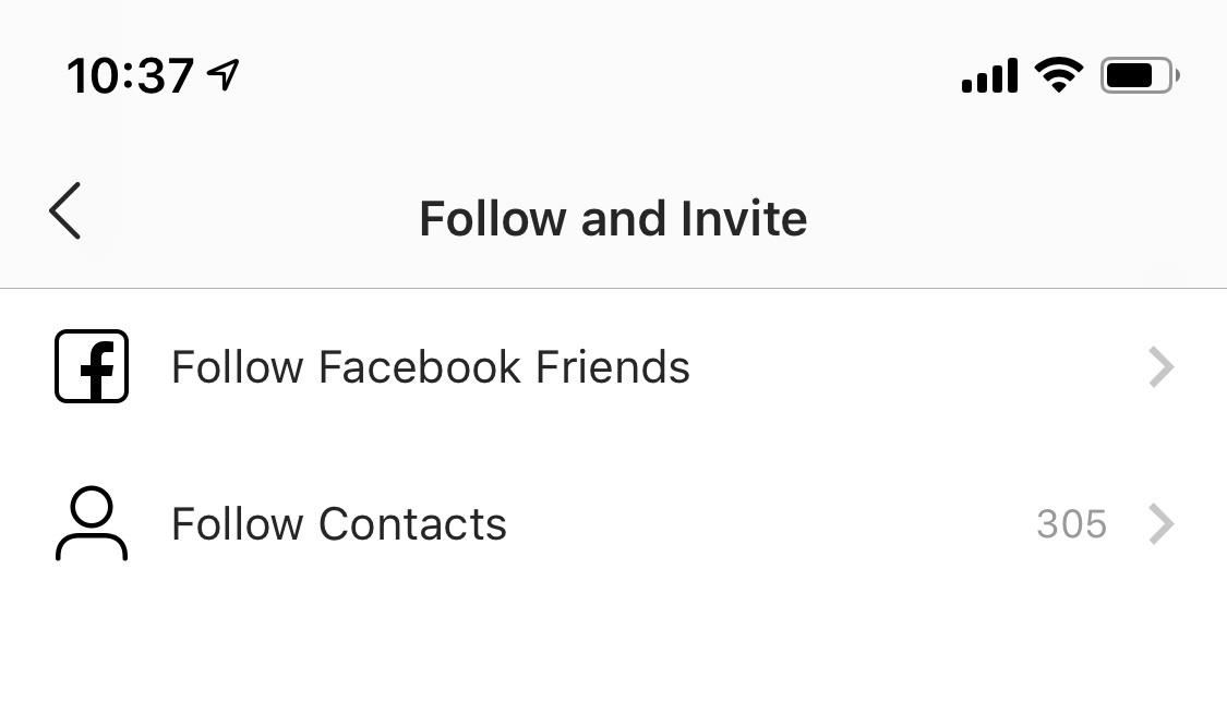 How to Prevent People Who Have Your Contact Information from Finding Your Instagram Account