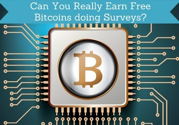 earn free bitcoins doing surveys