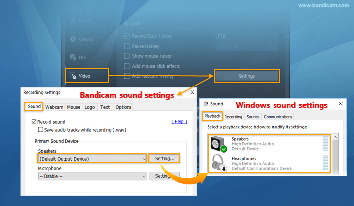 How to record computer sound in Windows Vista/7/8/10