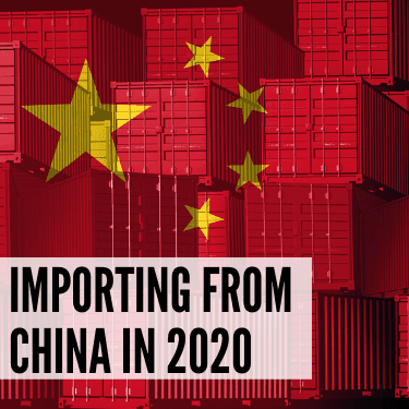Importing from China in 2020