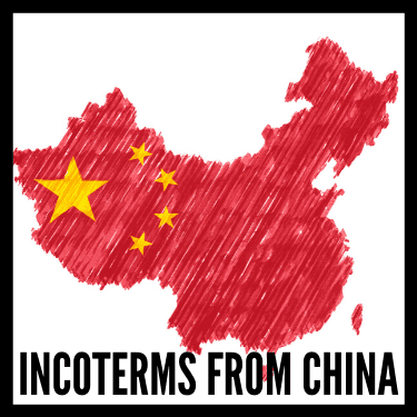 Incoterms from China